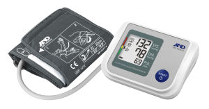A&D Medical UA-767S Upper Arm Blood Pressure Monitor with Atrial Fibrillation Screening